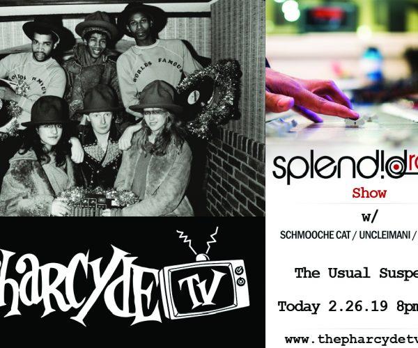 SplendidRadio w/ The Usual Suspects