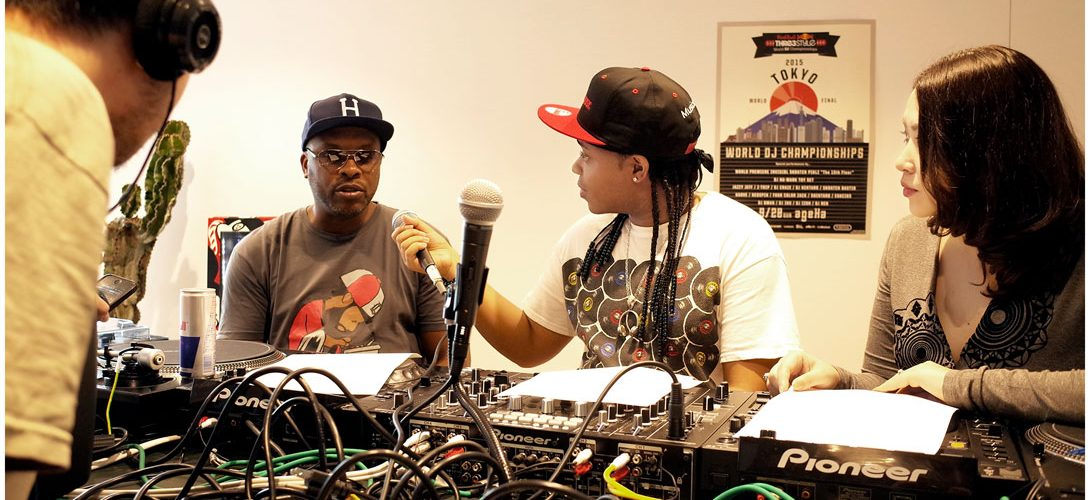 R2Radio Flash Back Episode (full interview) Guest: Dj Jazzy Jeff
