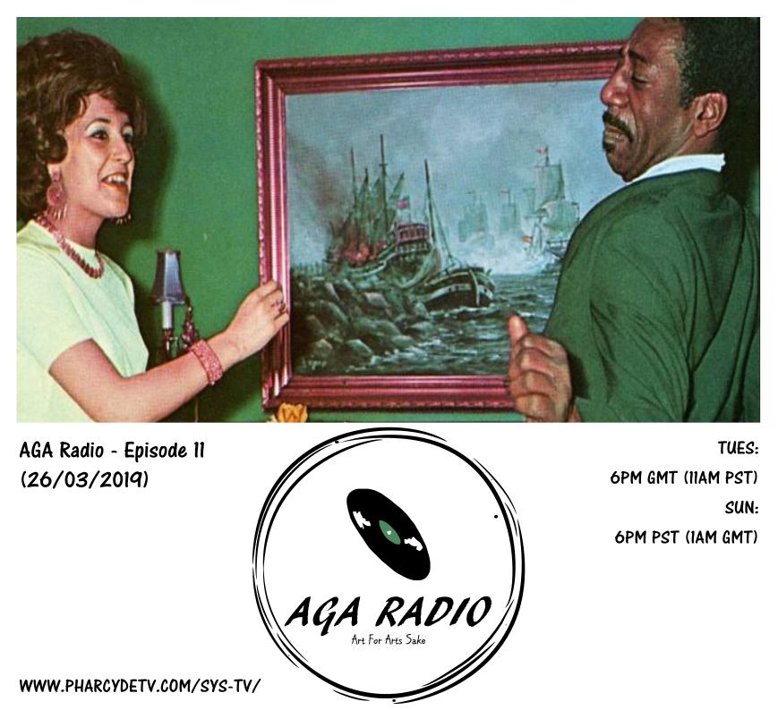 AGA Radio x SYS TV – Episode 11