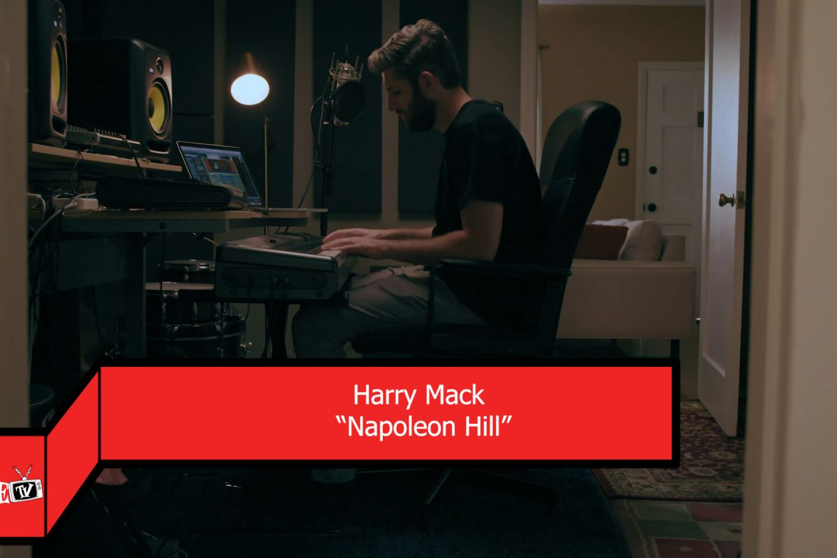 Video Spotlight : Harry Mack …… Napoleon Hill