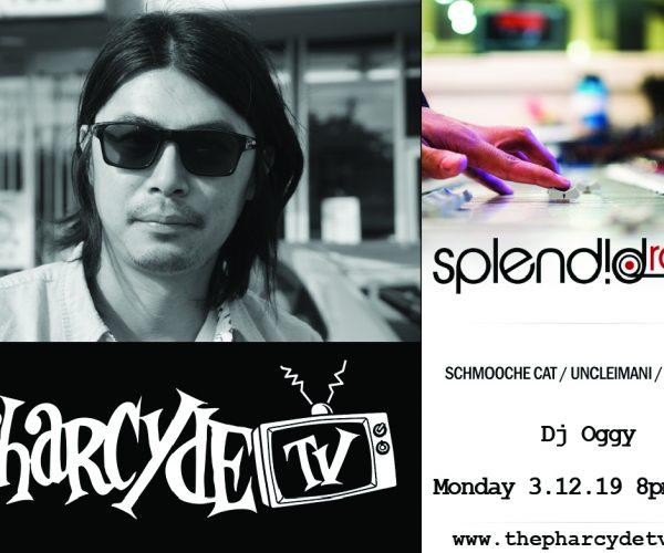 Splendid Radio w/ guest DJ Oggy