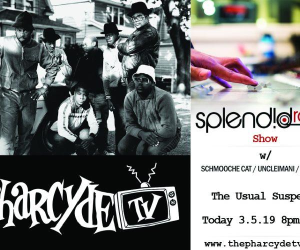 Splendid Radio w/ The Usual Suspects