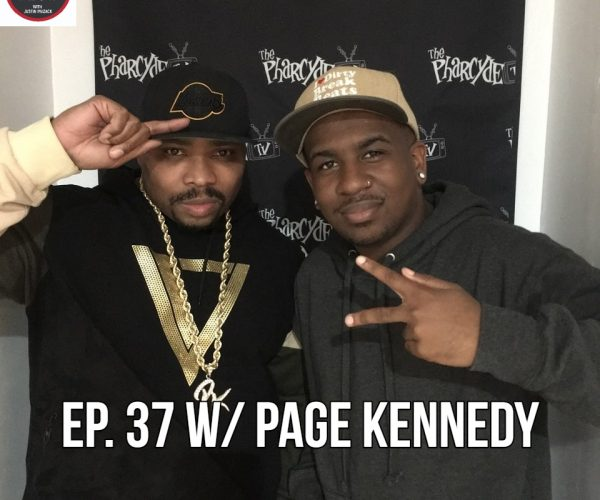 The GR8-L8 Show with Page Kennedy