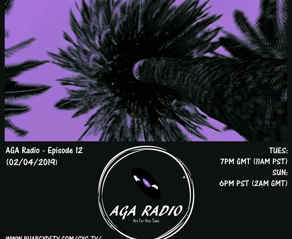 AGA Radio x SYS TV – Episode 12