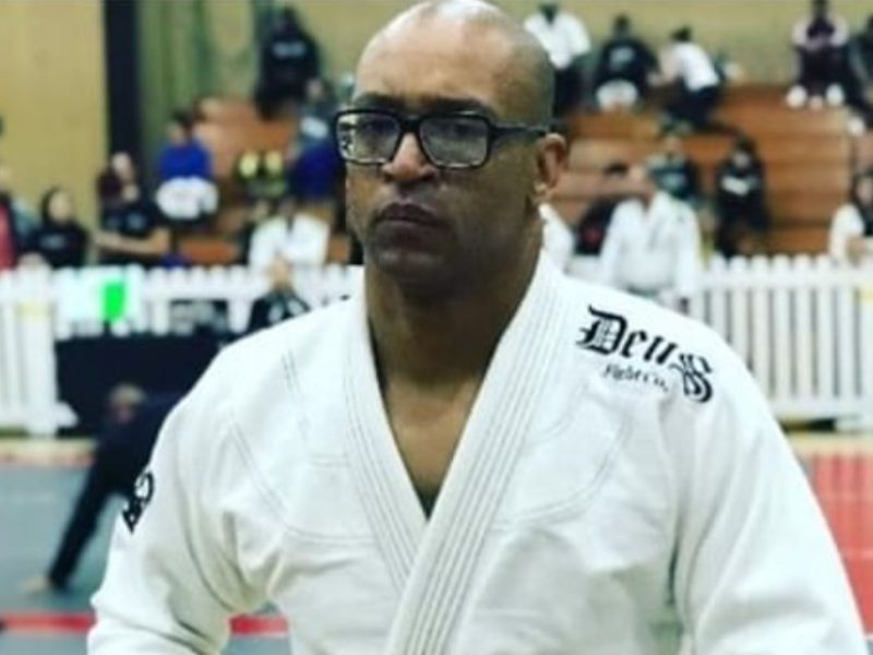 Adisa The Bishop : UFC Jiu-Jitsu pt 1-2