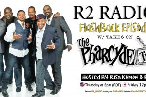 R2 RADIO flashback with Take 6