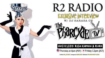 R2Radio Ep 8 Guest: DJ SARASA