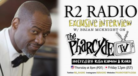 R2 Radio with Producer/ Musician Brian McKnight