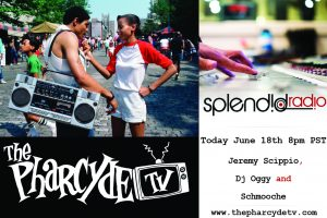 SplendidRadio on Pharcyde TV