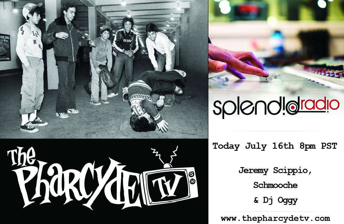 SplendidRadio w/ Jeremy Scippio and DJ Oggy