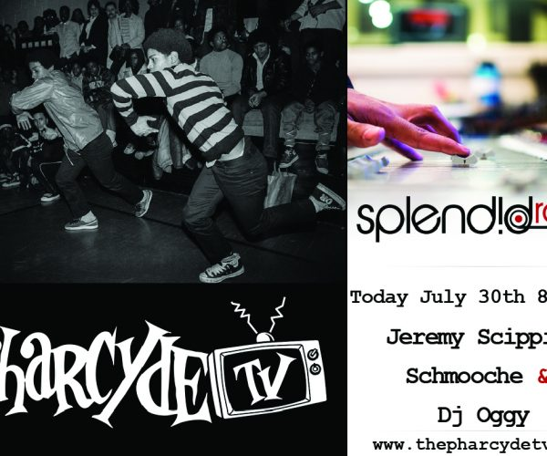 SplendidRadio w/ Jeremy Scippio, Dj Oggy and Schmooche