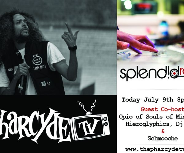 Splendidradio with Guest Co-Host Opio of SOM/ Hieroglyphics