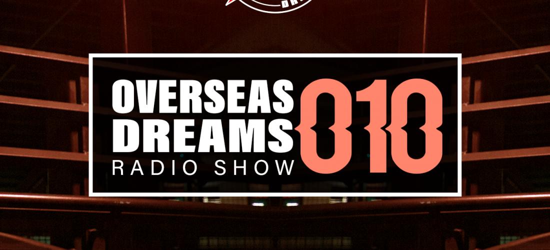 OverSeasDreams EP 10