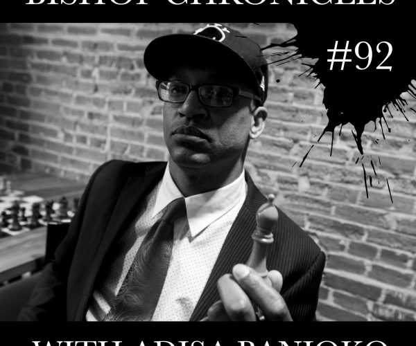 Bishop Chronicles EP 92: The N-Word and Cage Against the Machine.