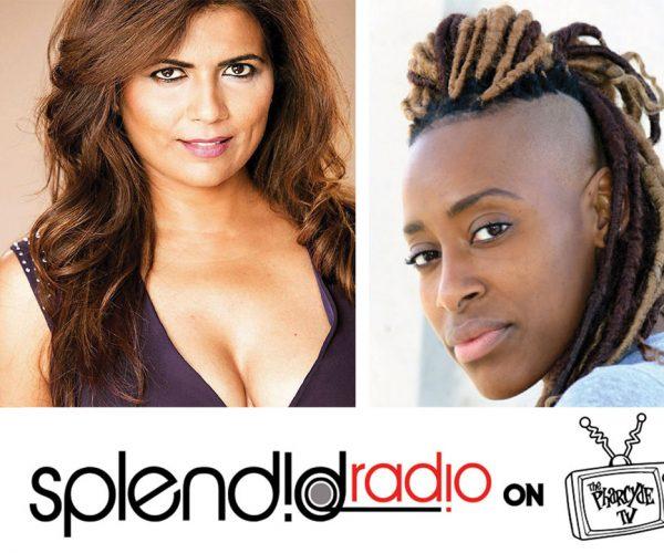 SplendidRadio w / Mona Shaikh and Mina Q