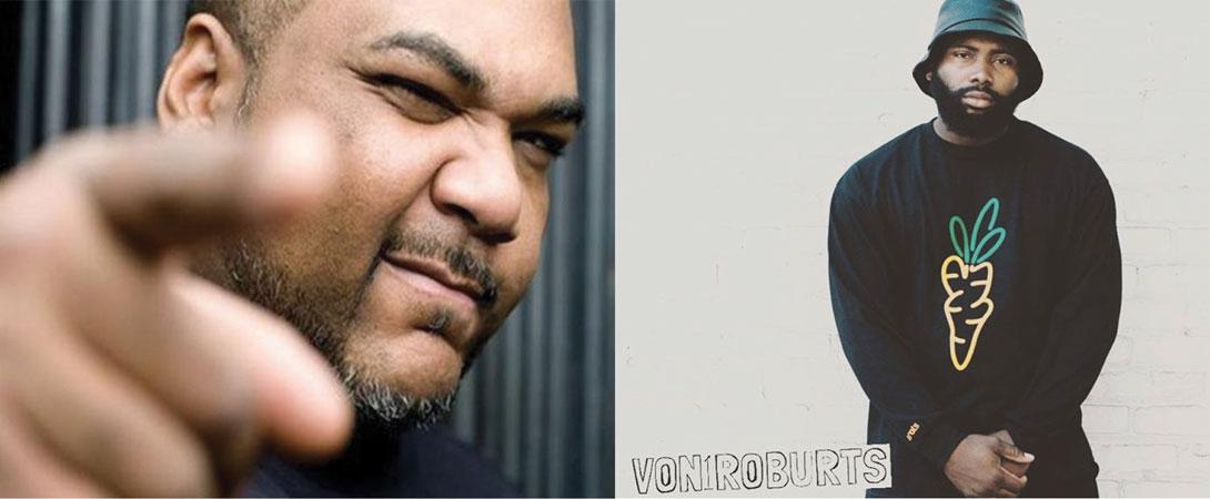 SplendidRadio with Maseo of De La Soul and Comedian Von Roberts